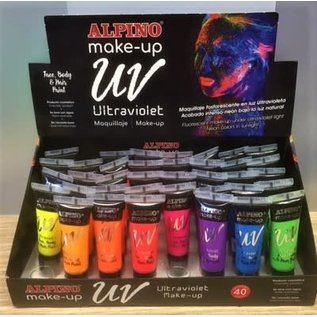 Alpino Make-Up Ultraviolet Rood