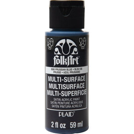 FolkArt Multi-Surface 6360 Prussian Blue 59ml