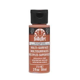 FolkArt Multi-Surface 2943 Autumn Leaves 59ml