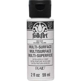 FolkArt Multi-Surface 2382 Dove Colombe 59ml