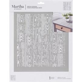 Martha Stewart • Zelfklevende zeefdruk nephout 1 vel