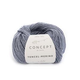 Tencel-Merino 50g 55 jeansblauw bad 28356