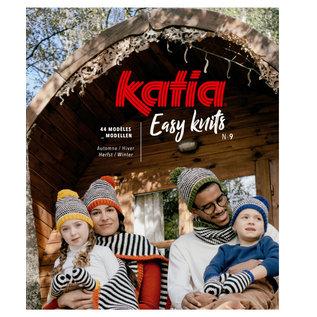 boek Easy knits nr.9  herfst-winter