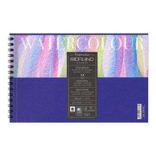 Aquarell papier 12p. 300g/m² 13,5x21cm