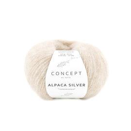 Katia Alpaca Silver 25g 268 beige bad 28894