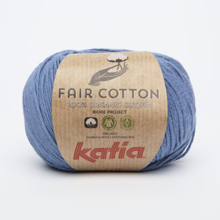 Copy of Fair Cotton 18 blauw bad 99348
