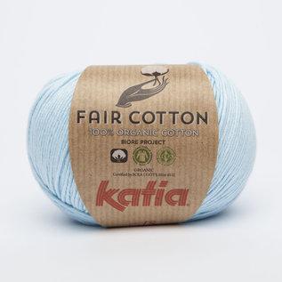 Copy of Fair Cotton 8 blauw bad 96388
