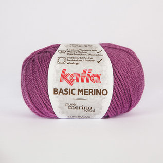 BASIC MERINO 42 Lila claro bad 97598