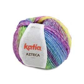 Katia AZTECA 100g 7871 groen-blauw-geel bad 25754A