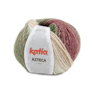 AZTECA 100g 7875 groen-beige-rood bad 25758A
