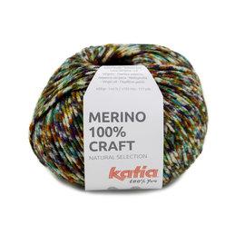 Merino 100% Craft 206 multi bad 28657