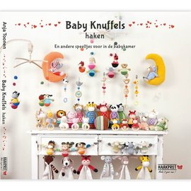 Baby knuffels haken - Anja Toonen