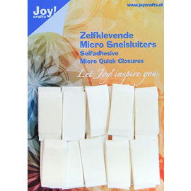 Joy! micro snelsluiters 10x25mm 24st.