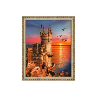 Copy of Diamond Painting 40x40cm Evening Venice