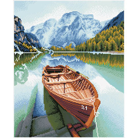 Diamond Dotz® - 41x51cm Fjord Travel - FULL PAINTING