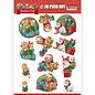 3D Push Out - Amy Design - Christmas Pets - Presents