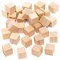 72 houten blokjes 12x12mm