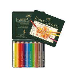 Faber-Castell Kleurpotlood Polychromos etui à 24 stuks