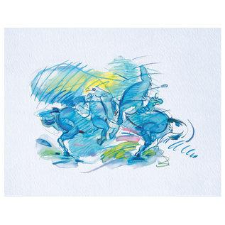 Aquarelpotlood Faber-Castell Albrecht Dürer etui à 12 stuks