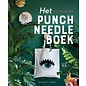 Boek - Het punch needle boek Laetitia Dalbies