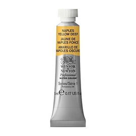 Winsor&Newton Professional Water Colour Naples Yellow Deep 5ml.