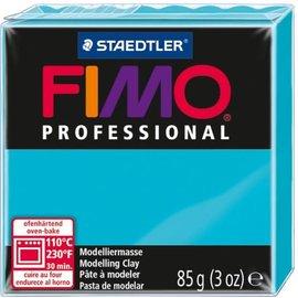 Fimo Professional Turkoois 85g.