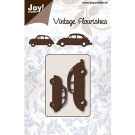 JOY! Joy!crafts die vintage flourishes