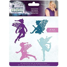 Dies - Enchanted Chrismas - Festive Fairies