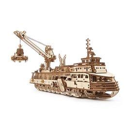 UGEARS UGEARS - Onderzoeksschip