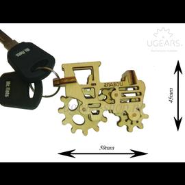 UGEARS UGEARS - U-Fidget 4-in-1 TribiX