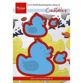 Marianne D Creatables Rubber Duck
