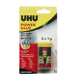 uhu UHU Power Glue mini's