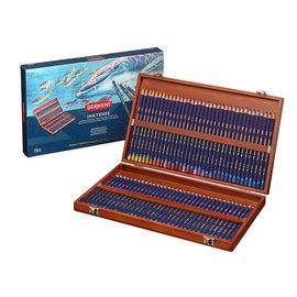 Derwent Derwent Inktense houten box 72 potloden