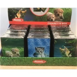 Atomic clic box Cat & Dogs