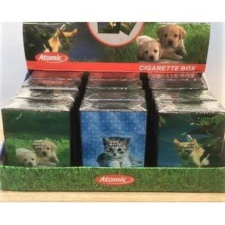 Atomic clic box Cat & Dogs