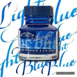 Winsor&Newton Winsor&Newton Calligraphy ink Lichtblauw 30ml