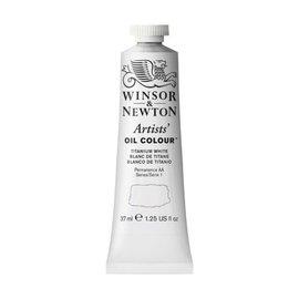 Winsor&Newton Winsor&Newton, Artists oil colour, Titanium White, 37ml