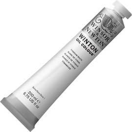 Winsor&Newton Winsor&Newton, Winton Oil Colour, Titanium White, nr.644, 200ml