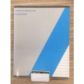 Kladschrift lijntjes 200 bladzijden