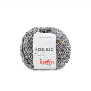 Katia Azulejo 100g 304 grijs bad 26041A