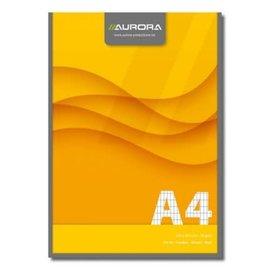 Aurora schrijfboek A4 70g/m² 100 vellen