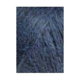 Lang Yarns MALOU LIGHT Baby Alpaca 50g 0010 blauw bad 46380