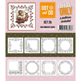 Dot and Do cards only set 26