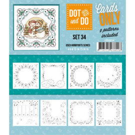 Dot and Do cards only set 34