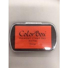 Intkussen ColorBox Oranje