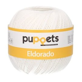 Puppets Copy of Puppets Eldorado 100g dikte 06 wit 07001 bad 249697