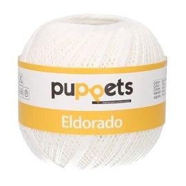 Puppets Puppets Eldorado 100g dikte 06 wit 07001 bad 252774