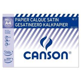 Canson Gesatineerd kalkpapier A4 90g/m² 12 vellen
