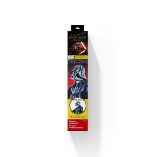 Camelot DOTZ® - 42x57cm - Darth Vader Diamond Painting Kit