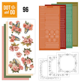 Dot and Do nr.96 bloemen